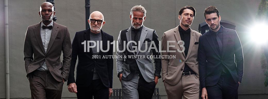 1piu1uguale3 2021 Autumn&Winter Collection