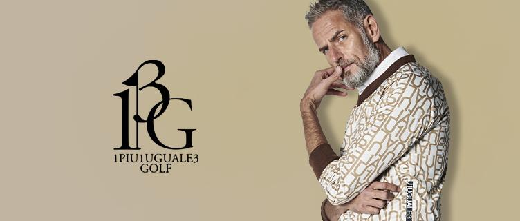 1PIU1UGUALE3 × golf