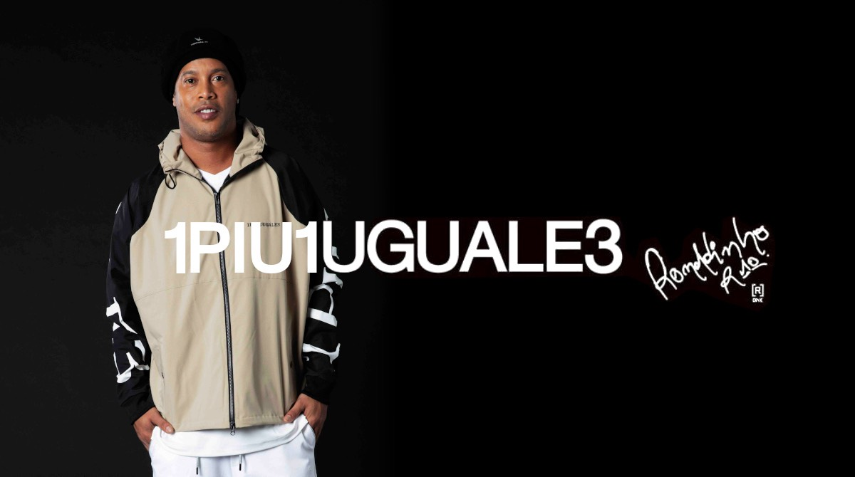 1PIU1UGUALE3 × R[ONE]