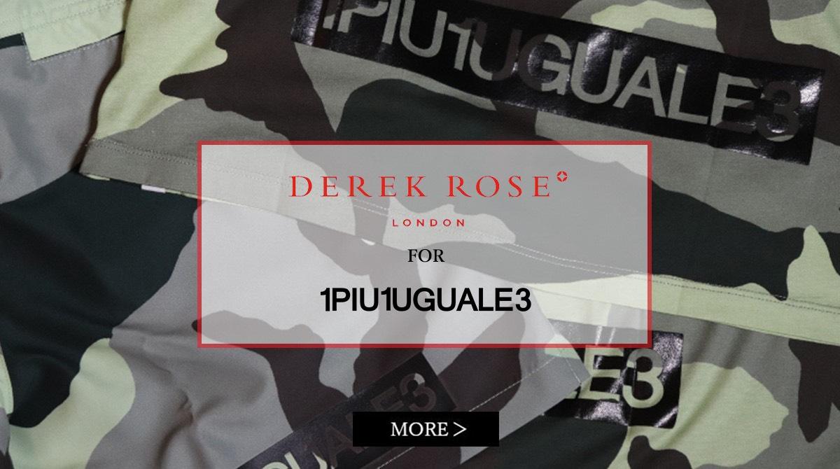 1PIU1UGUALE3 DEREK ROSE