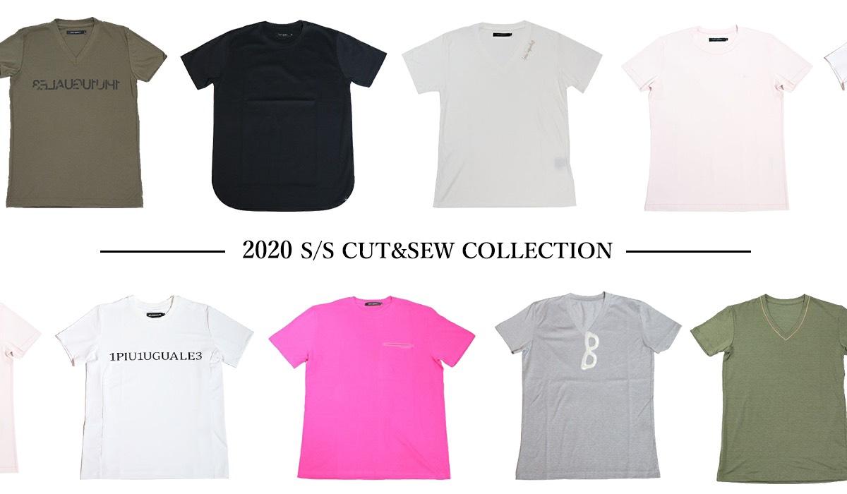 1PIU1UGUALE3 CUT&SEW Collection
